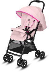 Прогулочная коляска Yoki Neon Light Pink light pink (дождевик+бампер) (519002761) от Stylus