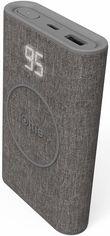 iOttie Power Bank 10000mAh iON Wireless Charging Go 18W Grey (CHWRIO106GR) от Stylus