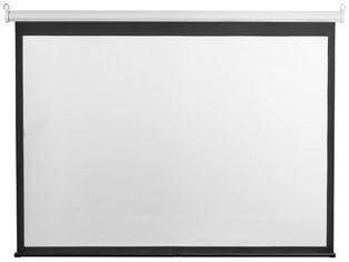 """Экран подвесной моторизированный 2E 4:3 118"""" (2.4x1.8 м) от MOYO"""