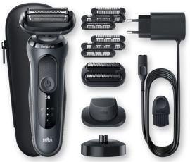 Бритва BRAUN 60-N4820cs Series 6 Black/Black от Eldorado
