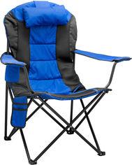 Кресло NeRest NR-38 Рыбак Премиум портативное Синее (4820211100858_blue) от Rozetka