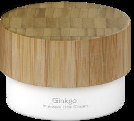 Органический интенсивный несмываемый крем для поврежденных волос O'right Ginkgo Гинкго 100 мл (11104016A) (4712782263318) от Rozetka