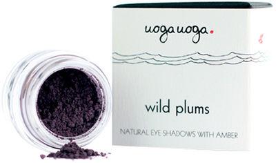 Натуральные тени для век Uoga Uoga Wild Plums №723 с янтарем 1 г (47728004) от Rozetka
