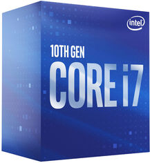 Процессор Intel Core i7-10700K 3.8GHz/16MB (BX8070110700K) s1200 BOX от Rozetka