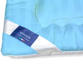 Акция на Одеяло антиаллергенное MirSon Тенсель (Modal) №1342 Valentino Hand Made Летнее 220x240 см (2200001528741) от Rozetka