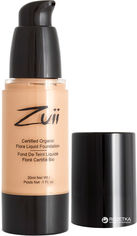 Тональная основа Zuii Organic Flora Liquid Foundation 30 мл Olive Fair (812144012364) от Rozetka