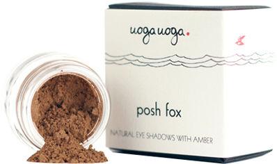 Акция на Натуральные тени для век Uoga Uoga Posh Fox №712 с янтарем 1 г (47727946) от Rozetka