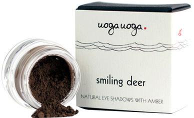 Натуральные тени для век Uoga Uoga Smiling Deer №714 с янтарем 1 г (47727960) от Rozetka