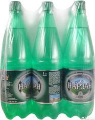 Акция на Упаковка минеральной газированной воды Нарзан 1 л х 9 бутылок (4600536006116_4600536900438) от Rozetka