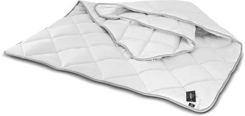 Акция на Одеяло хлопковое MirSon №1413 Bianco Зимнее 200x220 см (2200001537019) от Rozetka