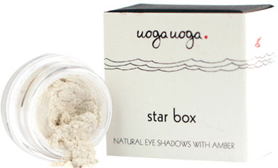 Натуральные тени для век Uoga Uoga Star Box №740 с янтарем 1 г (47728042) от Rozetka