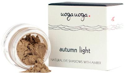 Натуральные тени для век Uoga Uoga Autumn Light №711 с янтарем 1 г (47727939) от Rozetka