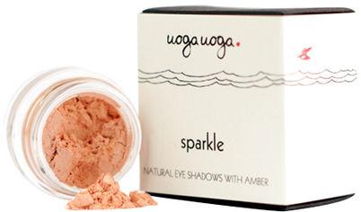 Натуральные тени для век Uoga Uoga Sparkle №706 с янтарем 1 г (47727915) от Rozetka