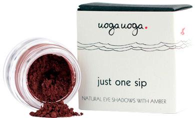 Натуральные тени для век Uoga Uoga Just One Sip №724 с янтарем 1 г (47728011) от Rozetka