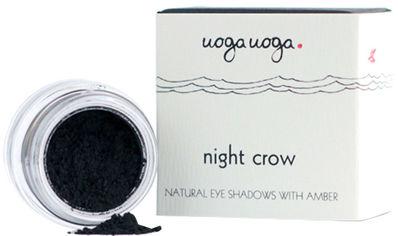 Натуральные тени для век Uoga Uoga Night Crow №731 с янтарем 1 г (47728035) от Rozetka