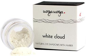 Натуральные тени для век Uoga Uoga White Cloud №701 с янтарем 1 г (47727861) от Rozetka