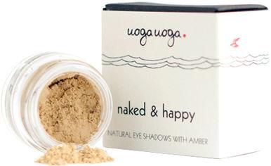 Натуральные тени для век Uoga Uoga Naked & Happy №710 с янтарем 1 г (47727922) от Rozetka
