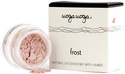 Натуральные тени для век Uoga Uoga Frost №703 с янтарем 1 г (47727885) от Rozetka