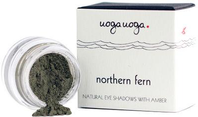 Натуральные тени для век Uoga Uoga Northern Fern №720 с янтарем 1 г (47727984) от Rozetka