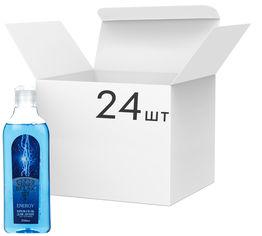 Акция на Упаковка крем-геля для душа Relax Energy с экстрактом льна и хлопка 250 мл х 24 шт (4820174691660_1) от Rozetka
