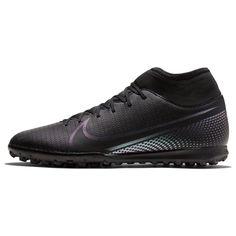 Nike Mercurial Superfly Club DF Мужские Кроссовки для Искусственных Покрытий Черные/Черные от SportsTerritory