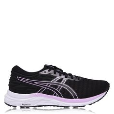 Asics Excite 7 Twist Ld11 Black/Lilac от SportsTerritory