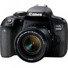 Canon Eos 800D kit (18-55mm) Is Stm от Stylus