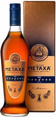 Бренди Metaxa (7 звезд) 0.7л gift box (BDA1BR-YFK070-011) от Stylus