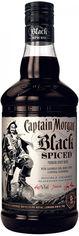 """Алкогольный напиток на основе Карибского рома Captain Morgan """"Black Spiced"""" 0.7л (BDA1RM-RCM070-011) от Stylus"""