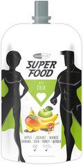 Упаковка cмузи Novofruct Мультифрукт с йогуртом и семенами Чиа 120 мл х 10 шт (8586019161977) от Rozetka