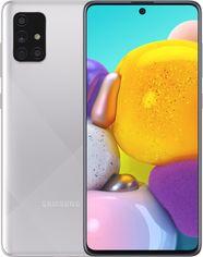 Акция на Мобильный телефон Samsung Galaxy A71 6/128GB Metallic Silver (SM-A715FMSUSEK) от Rozetka