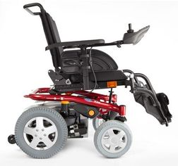 "Акция на Инвалидная коляска с электроприводом ""Kite"", Invacare (Германия) от Medmagazin"