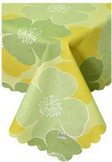 Акция на Скатерть Прованс Simfoni Зеленые цветы 180х140 см (4823093413030) от Rozetka