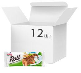 Упаковка рулета Balconi с орехом 250 г х 12 шт (8001585012213) от Rozetka