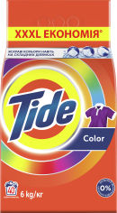 Стиральный порошок Tide Color 6 кг (5413149257252) от Rozetka