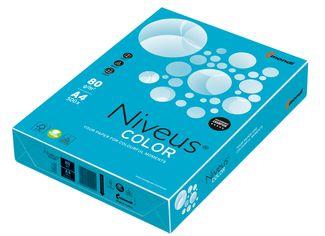 Акция на Бумага офисная Niveus A4 80 г/м2 интенсив 500 листов Синяя (9003974460680) от Rozetka