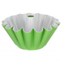 Форма для выпечки кексов SNB круглая 230 см со втулкой с антипригарным покрытием нон-стик зелено-серая (SNB-99045/10) от Rozetka