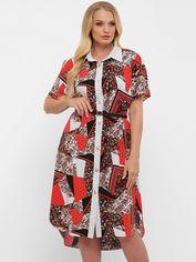 Платье VLAVI Саманта 128201 52 Абстракция (12820152) от Rozetka