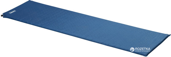 Cамонадувающийся коврик Coleman Touring Mat Blue (2000018230) от Rozetka