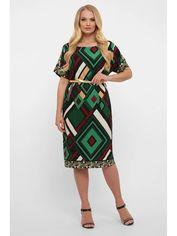 Платье VLAVI Дениз 128301 54 Изумруд от Rozetka