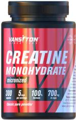 Креатин Vansiton моногидрат 300 капсул (4820106590498) от Rozetka