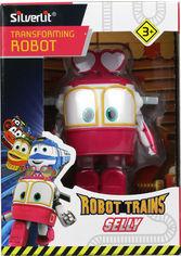 Паровозик-трансформер Robot Trains Silverlit Салли 10 см (235652629) от Rozetka