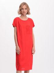 Платье Рута-С 4350лн 56 (164-112-120) Красное от Rozetka