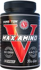 Аминокислота Vansiton Макс-амино 300 капсул (4820106590283) от Rozetka
