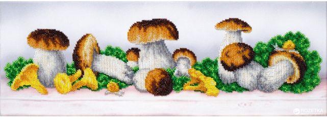 Акция на Набор для вышивания бисером ВДВ Грибной бум (ТН-0870) от Rozetka
