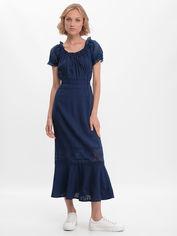 Платье Рута-С 4336лн 50 (164-100-108) Темно-синее от Rozetka