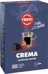 Кофе в капсулах Trevi Crema Nespresso 5.5 г х 20 шт (4820140051962) от Rozetka