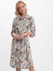 Платье Рута-С 4306вс 50 (164-100-108) Оливковое принт от Rozetka
