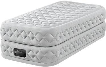 Надувная велюр-кровать Intex 64488 191х99х51 см от Rozetka