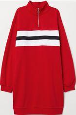 Платье H&M 6780648 34 Красное (hm08911351113) от Rozetka